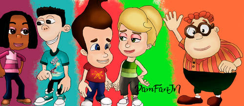 Jimmy Neutron and Friends... s2 by PamFanJN