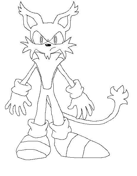 Cool Lynx Drawings