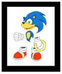 Sonic As Rayman