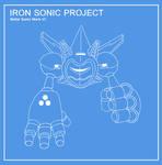 Metal Sonic Mark VI : The Iron Sonic
