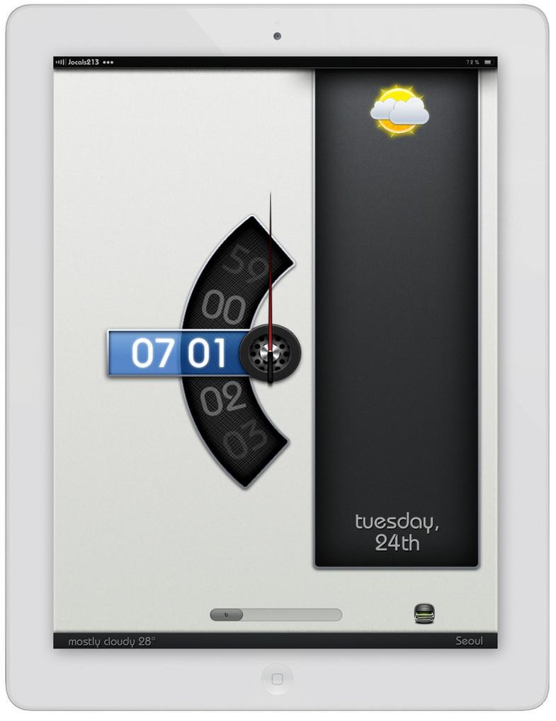 LS BLGMSTR-Jocals Impulse for iPad by pracomass