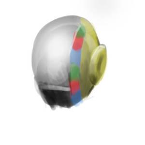 Daft Punk - Helmet