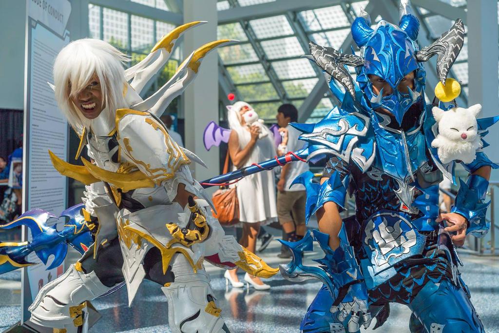 ffxiv warrior cosplay - photo #29