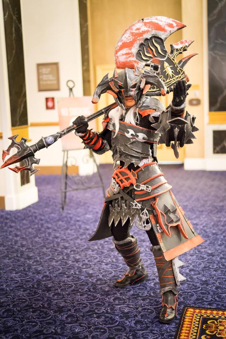 ffxiv warrior cosplay - photo #2