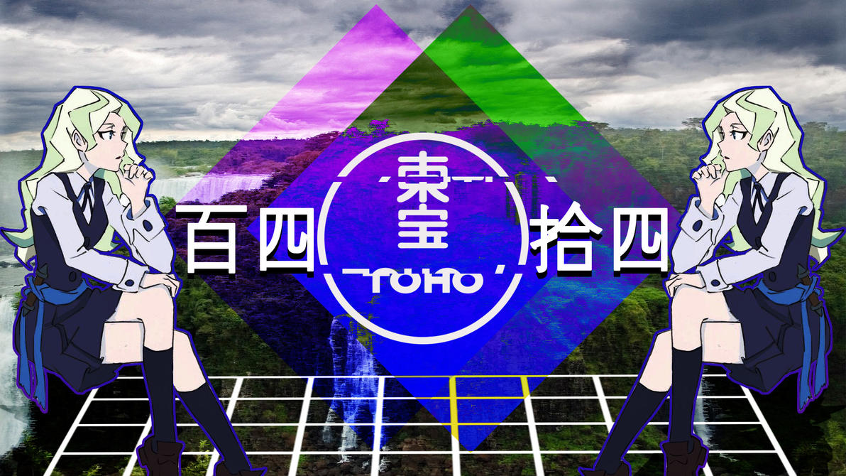My Anime Vaporwave Wallpaper #15 by iamthebest052 on ...