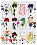 [CLOSED] Driftling Adoptables #6
