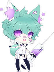 Bobamimi for SACCHll by x-Cute-Kitty-x
