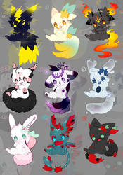 [OPEN] Random Soft Adopts #2 by x-Cute-Kitty-x