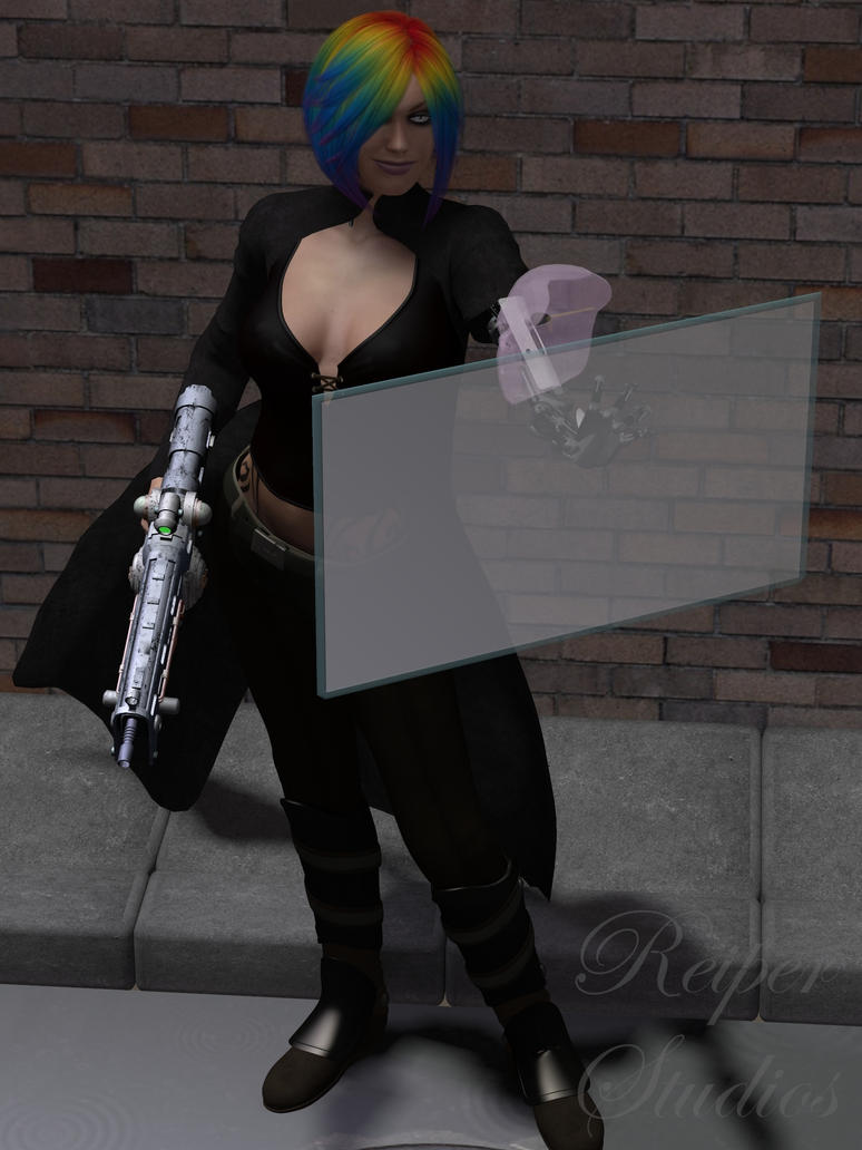 SR5] Prism - Troll Adept Hacker