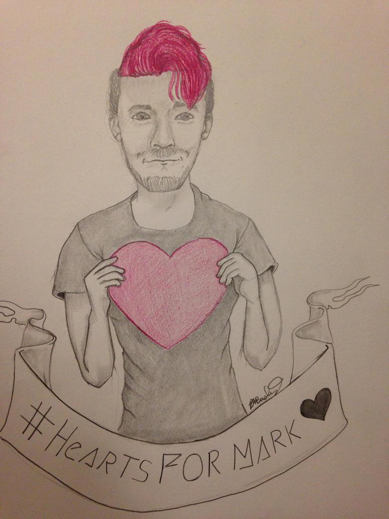 Hearts For Mark by Nnaerb-dbz-fan