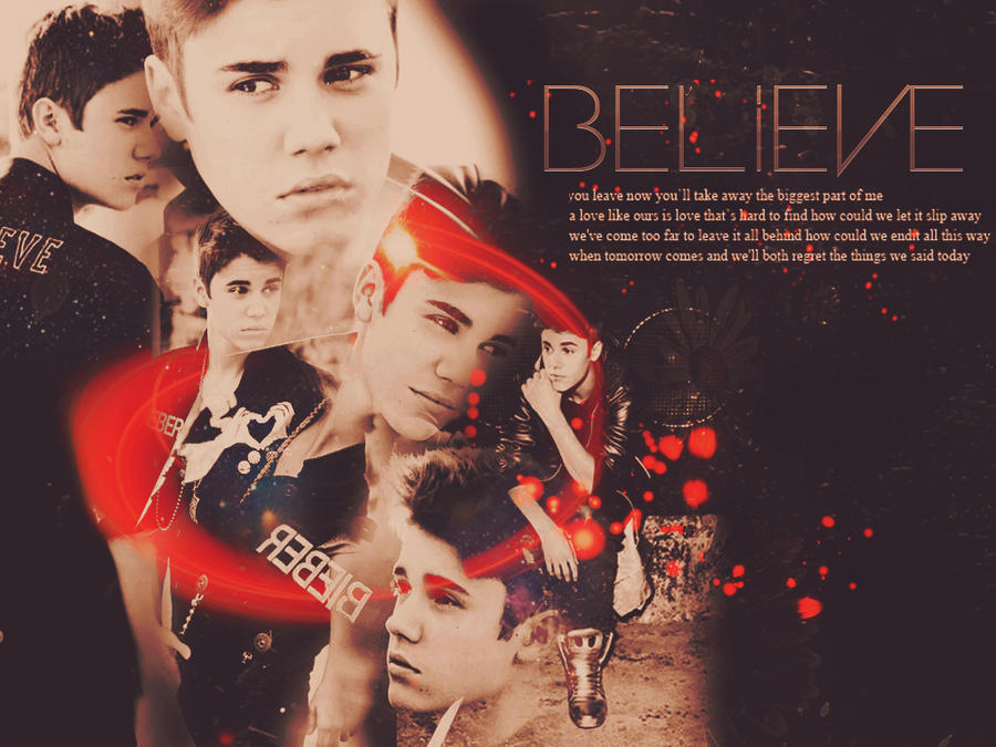 Justin bieber believe wallpaper by believeinthelove on deviantart justin bieber believe wallpaper by believeinthelove voltagebd Choice Image