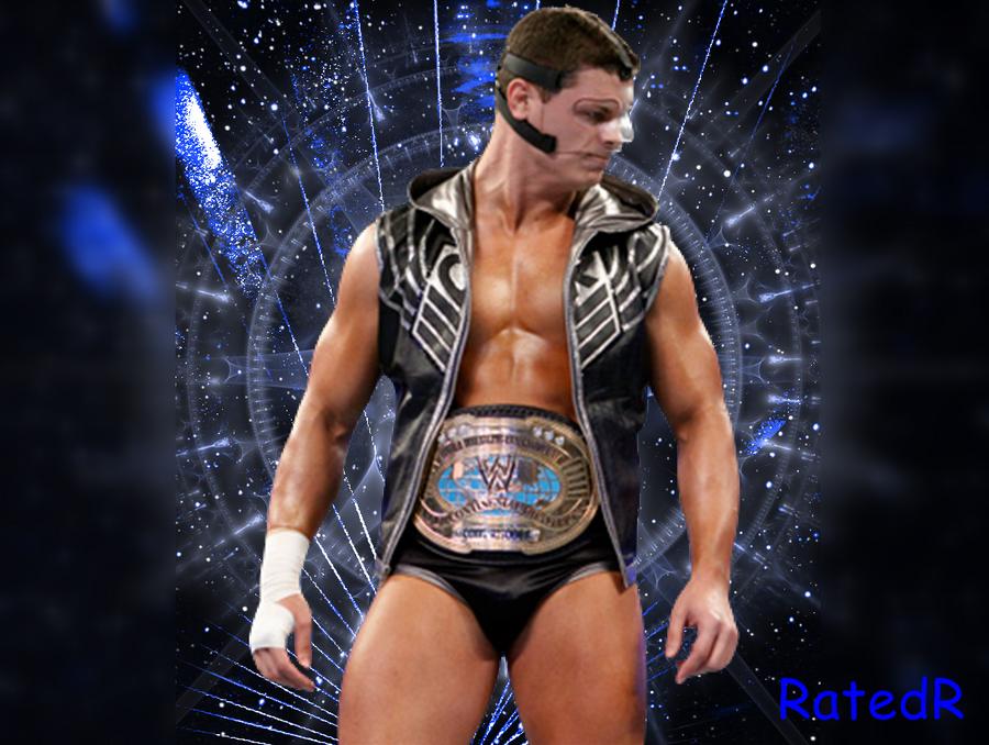 Cody Rhodes RatedRhd2001 by RatedRhd2001 on DeviantArt