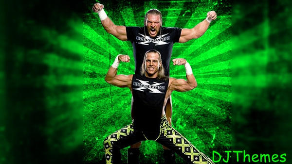 D Generation X And Hornswoggle