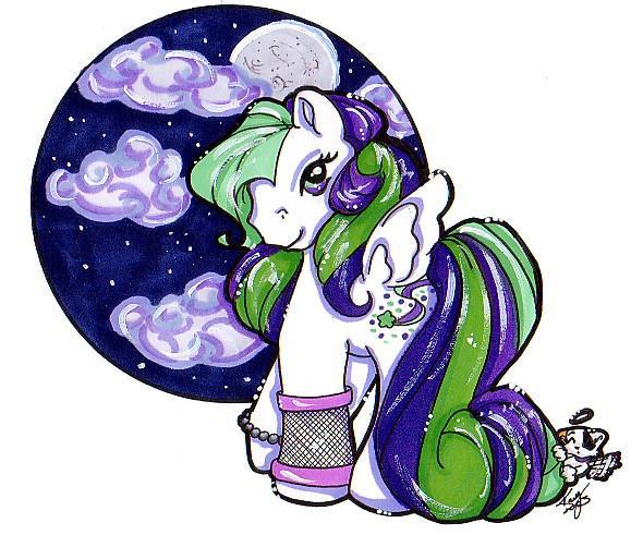 Jenna Pony weeeeeee by sakuracross