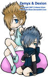 Zemyx and Dexion
