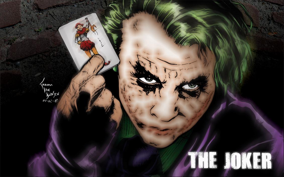The Joker by DanMed