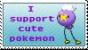 Stamp - cute pokemon by Azukii-chan