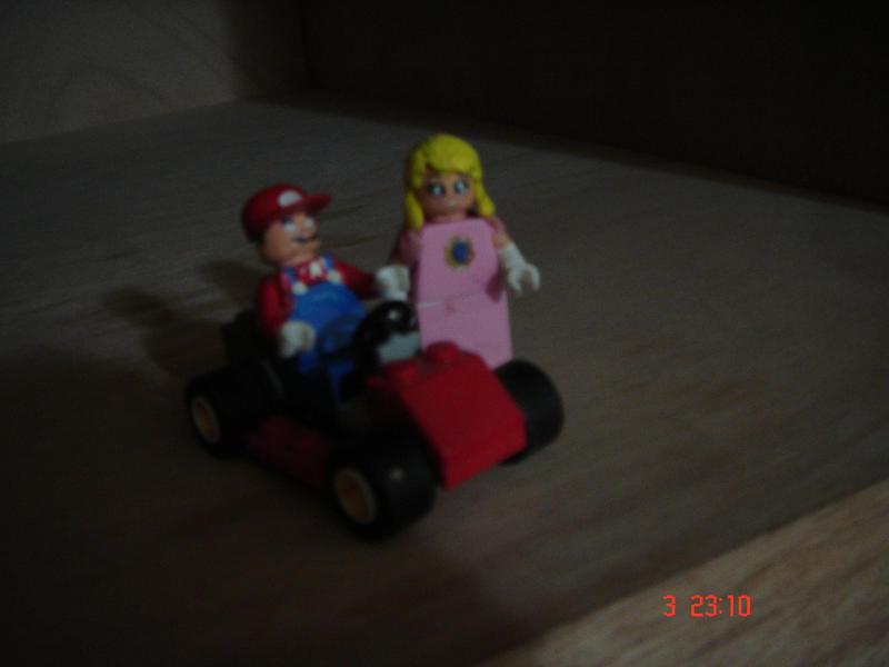LEGO Mario by A01087379