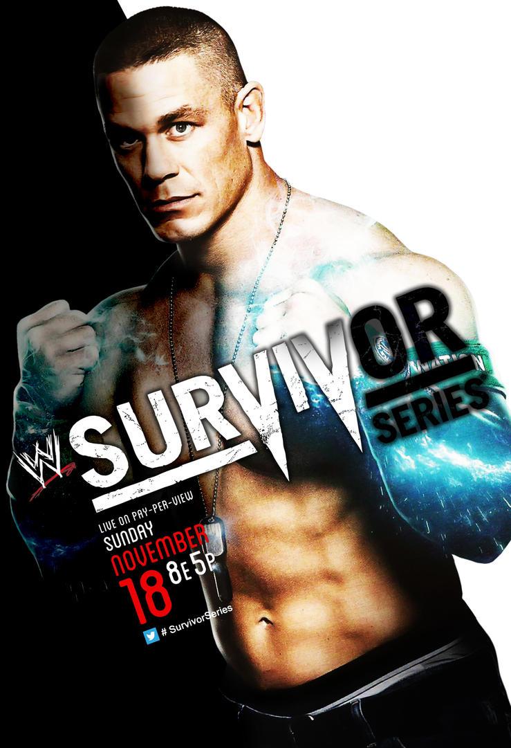 Wwe Survivor Series 2013 Poster WWE Survivor Series 20...