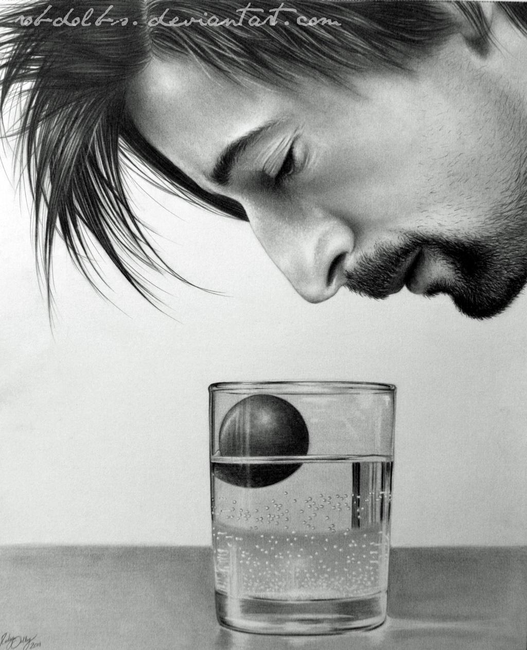 Adrien Brody by robdolbs