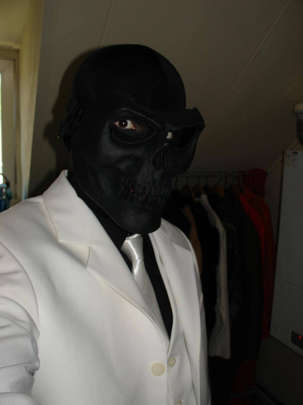 Black Mask Arkham Origins WIP 1 by Zaurask on DeviantArt