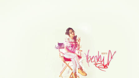 Becky G Wallpaper by DomiDaily