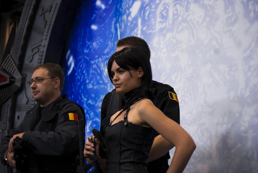 Vala Mal Doran Cosplay Stargate SG1 Vala MalDoran2 by