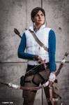 Lara Croft Mountaineer