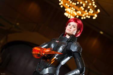 Armored Shepard