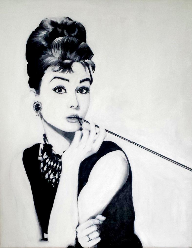 Audrey by MiaWingscort