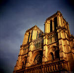 The Holga of Notre Dame.