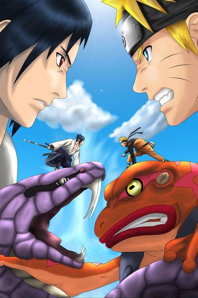 Naruto Uzumaki Vs Sasuke Uchiha Naruto Uzumaki -vs- Sa...