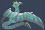draggon adoptable by draggon-rider2