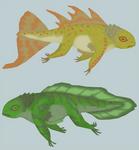Aquatic Adopts by draggon-rider2