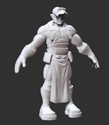 Orc Forgemaster