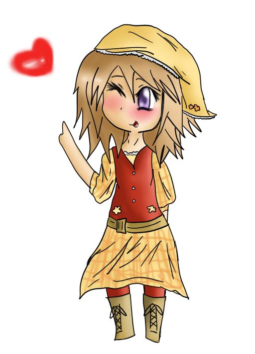 Lillian~ by shotabunnyfairy