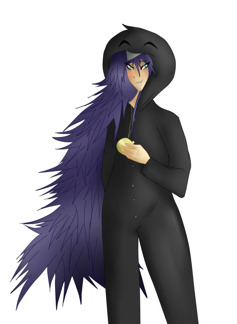 Raven Kigus~ by shotabunnyfairy