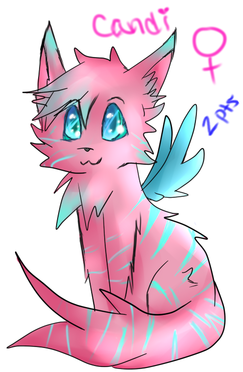 CloudKits (Closed Species) FIRST Adopt!!!!! 2pts by shotabunnyfairy