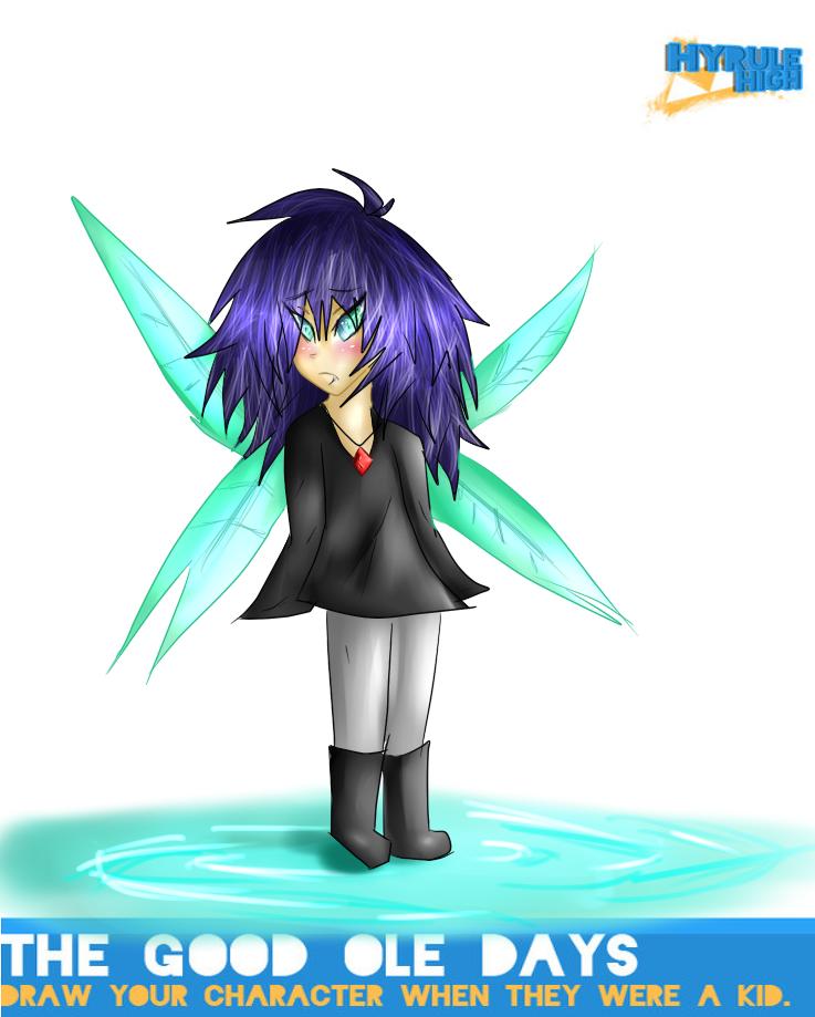 HH: Little Great Fairy~ by shotabunnyfairy