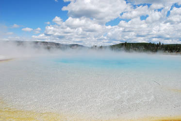 Yellowstone water version deux by Snaaa