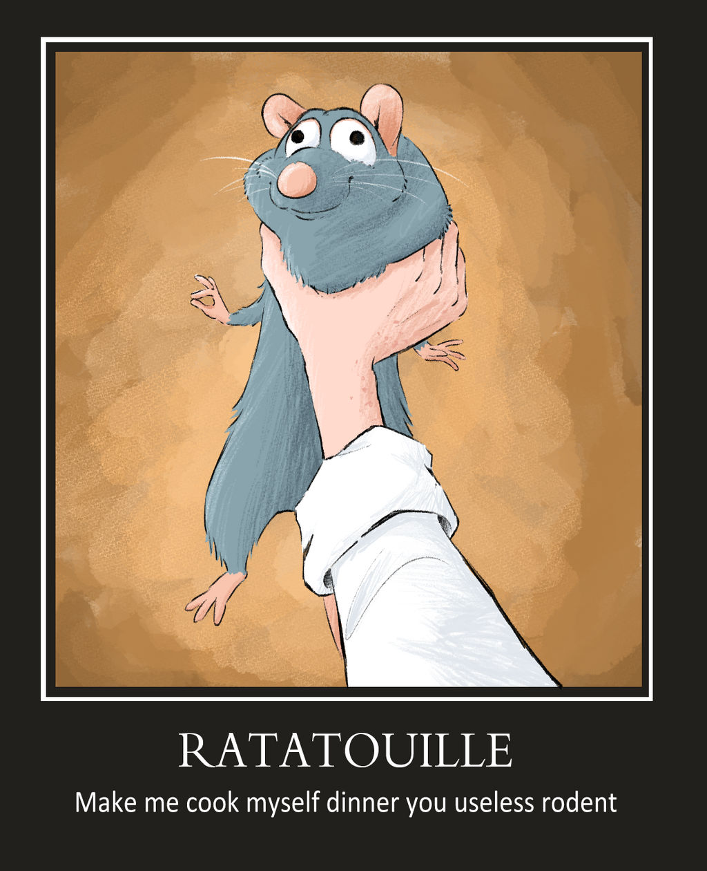 Ratatouille Meme By Kira Mint Tsuneo On Deviantart