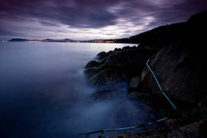 Dalkey night by Yassser84
