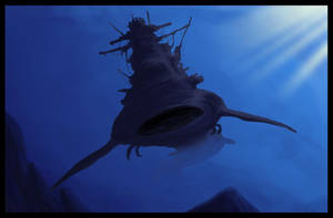 Battleship Whale