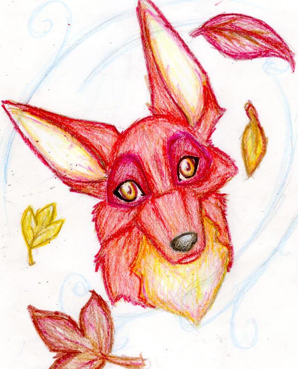 fall-allready? by wolffox12