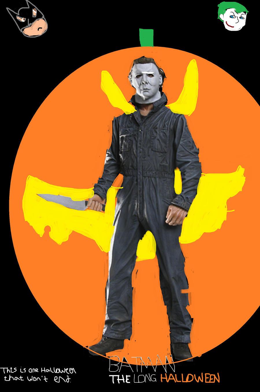 Batman: The Long Halloween film poster by SteveIrwinFan96 on ...