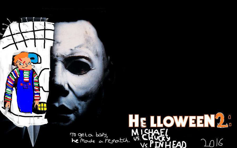 Freddy Vs Jason Vs Chucky Vs Michael Myers Vs Pinhead Michael Myers V...