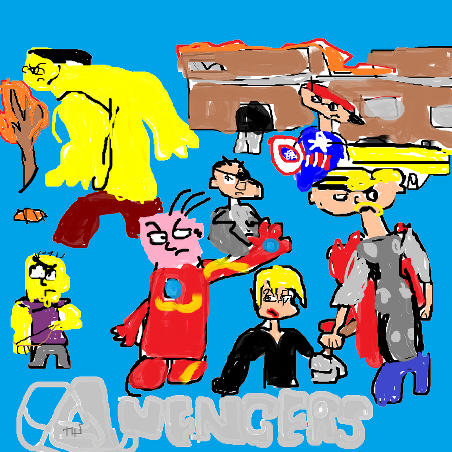 LETS DO ANOTHER ONE OF THESE THREADS - Page 7 Ed__edd_n_eddy_the_avengers_poster_by_steveirwinfan96-d4rtbok