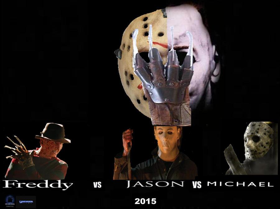 Freddy Vs Jason Vs Chucky Vs Michael Myers Vs Pinhead Freddy vs. Jaso...