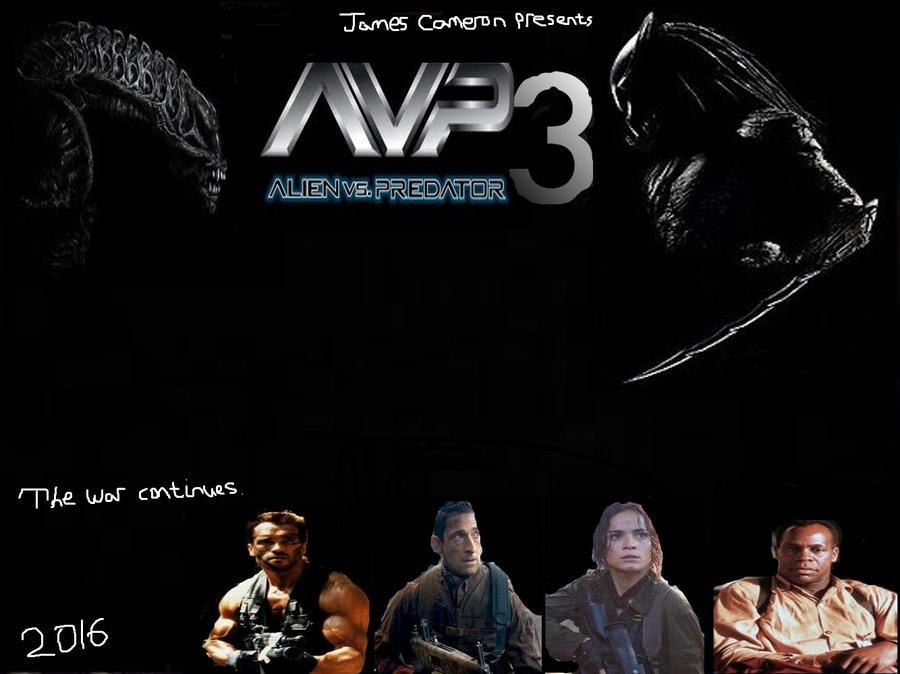 Image Gallery predator 3 movie