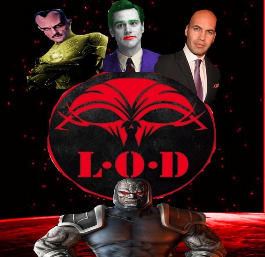 Justice League posters: Legion of Doom by SteveIrwinFan96 ...